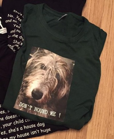 Womens Personalised Photo T Shirt