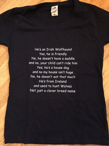 Mens Slogan T Shirt